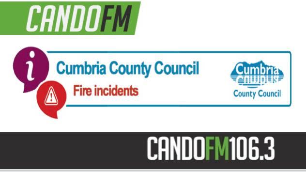 Building fire on School St, Barrow-in-Furness