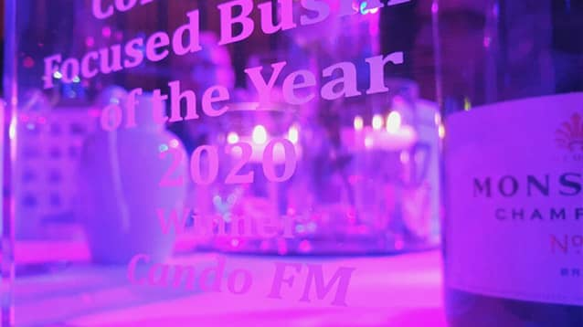 Love Barrow Community Focused Business of the Year 2020